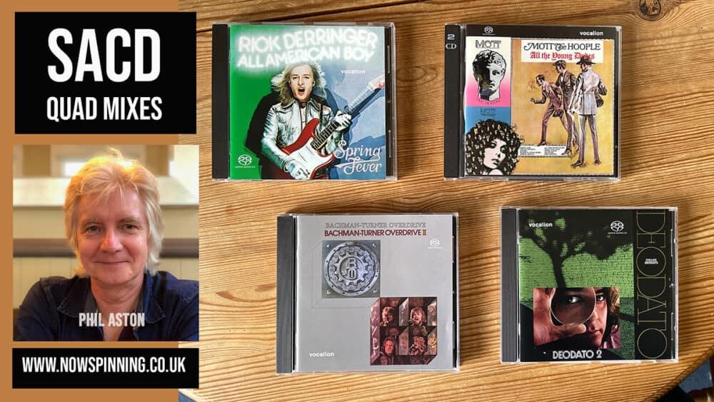 Dutton Vocalion Records SACD Review