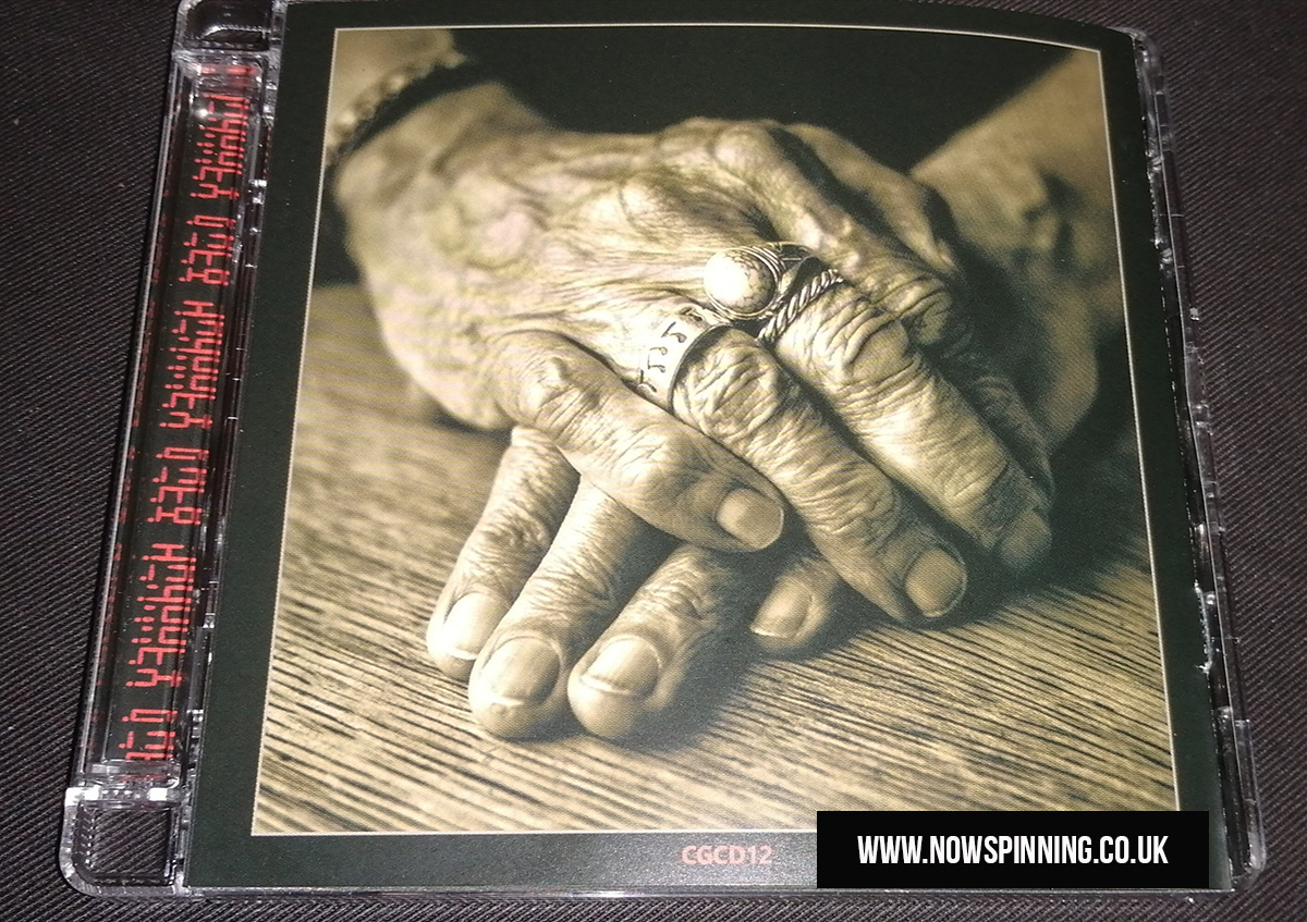 Stranglers Dark Matters CD Review