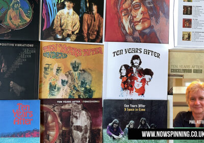 Ten Years After 1967 - 1974 CD Box Set Review