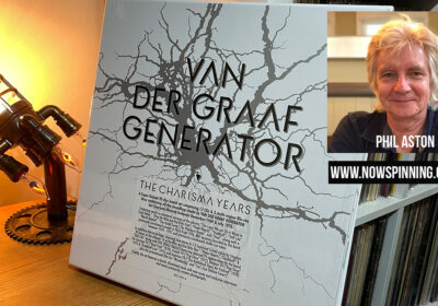 Van Der Graaf Generator - The Charisma Years - Unboxing Video and Review