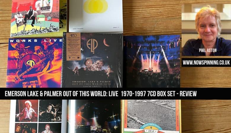 Emerson Lake and Palmer Box Set Review