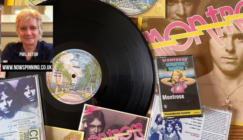Classic Album Reviews Montrose 1973 revisited